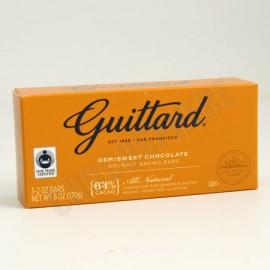 "Guittard ""Collection Etienne"" 64% Baking Bar"