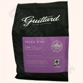Guittard 'Soleil d'Or' Chocolate Wafers - 3Kg