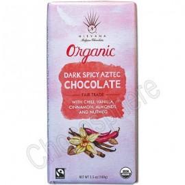 Nirvana Organic Spicy Aztec Bar 3.5oz