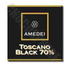 Amedei 70% Toscano Black Tasting Square - 4.5g