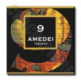 Amedei '9' Dark Chocolate Tasting Square
