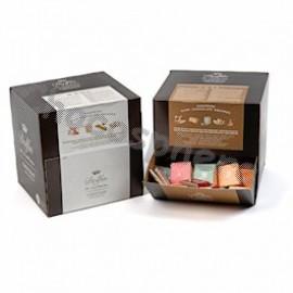 Dolfin Assorted Milk Chocolate Napolitans - 1.8Kg bulk box