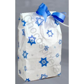 Chocosphere Star of David Gift Bag