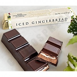 Suzanne's Chocolate Iced Gingerbread Bar - 45g