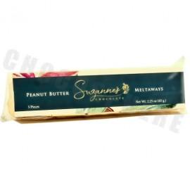Suzanne's Chocolate Peanut Butter Meltaways - 2¼ oz