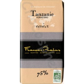 Pralus Tanzanie Bar 100g