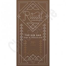 """Ritual Chocolate """"The Nib Bar"""""""