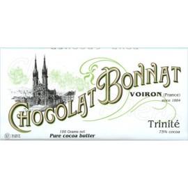 Bonnat Trinite Bar 100g
