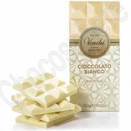 Venchi Cioccolato Bianco White Chocolate Bar - 100g