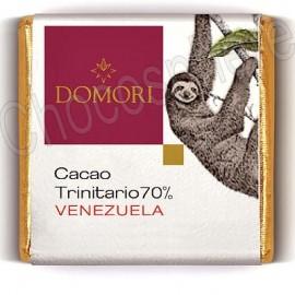 Domori Trinitario Venezuela Chocolate Tasting Square