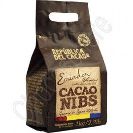 Republica del Cacao Vinces Ecuador Cacao Nibs 1Kg