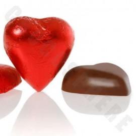 Venchi Milk Chocolate Hearts