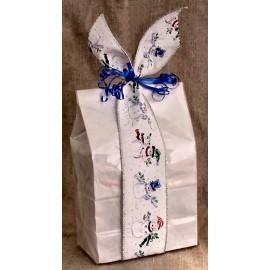 Chocosphere White Gift Bag