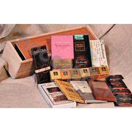 """Chocosphere """"Wine Box"""" Gift Box"""