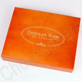 Valrhona Chocolats Noir de Domaine - Plantation Bar Gift Box