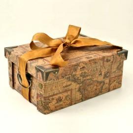 """Chocosphere """"World Box"""" Gift Box"""